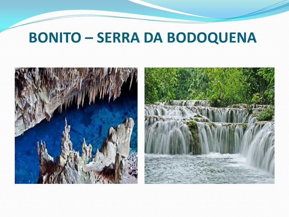 BONITO – SERRA DA BODOQUENA