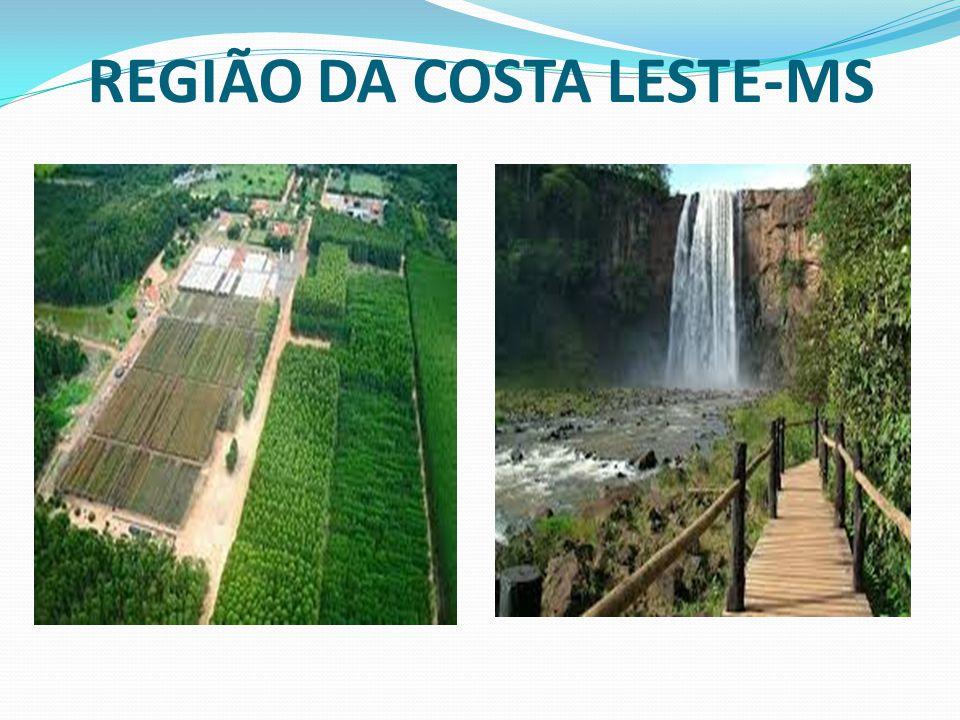 REGIÃO DA COSTA LESTE-MS