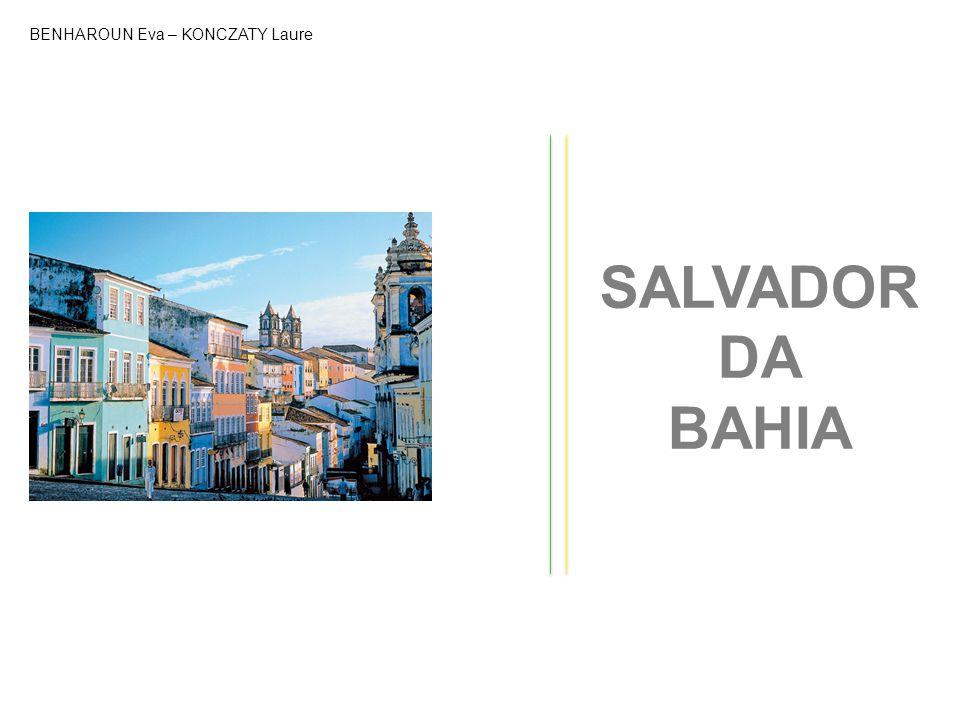 APRESENTACAO GERAL Salvador é uma cidade no Brasil.
