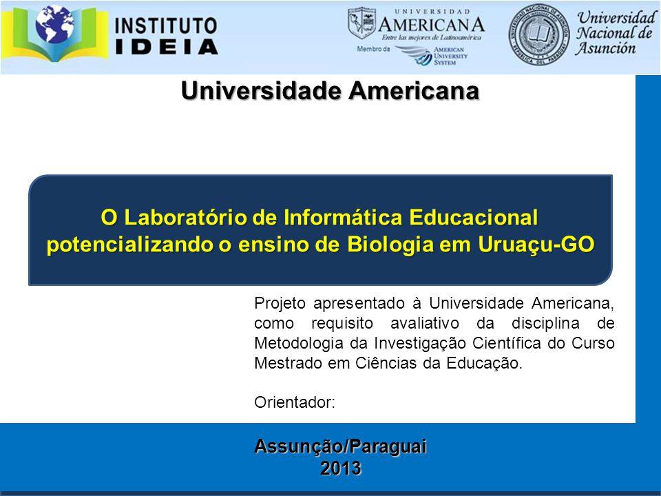 Cursos a Distância em todo o Brasil www.institutoprominas.com.br 0800 283 8380 O Laboratório de Informática Educacional potencializando o ensino de Bi