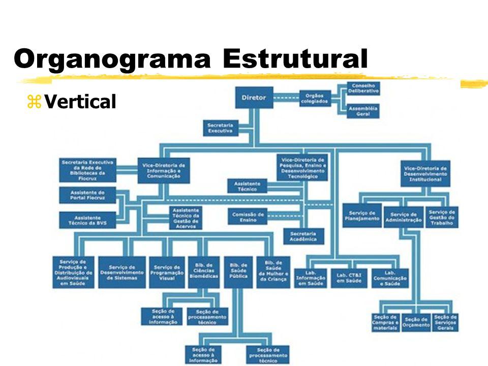 Organograma Estrutural zVertical