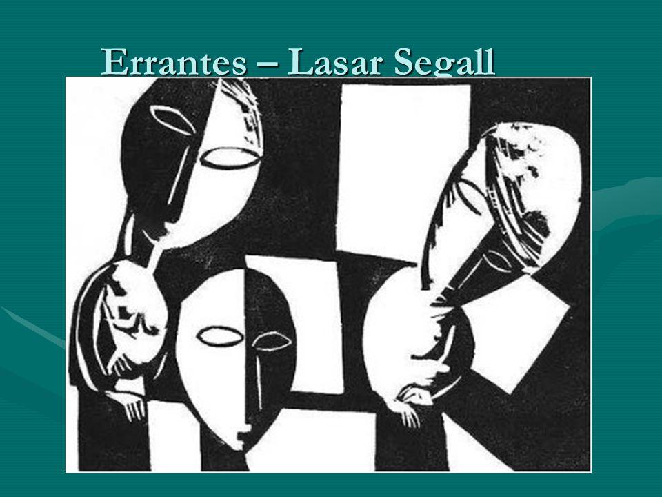 Errantes – Lasar Segall