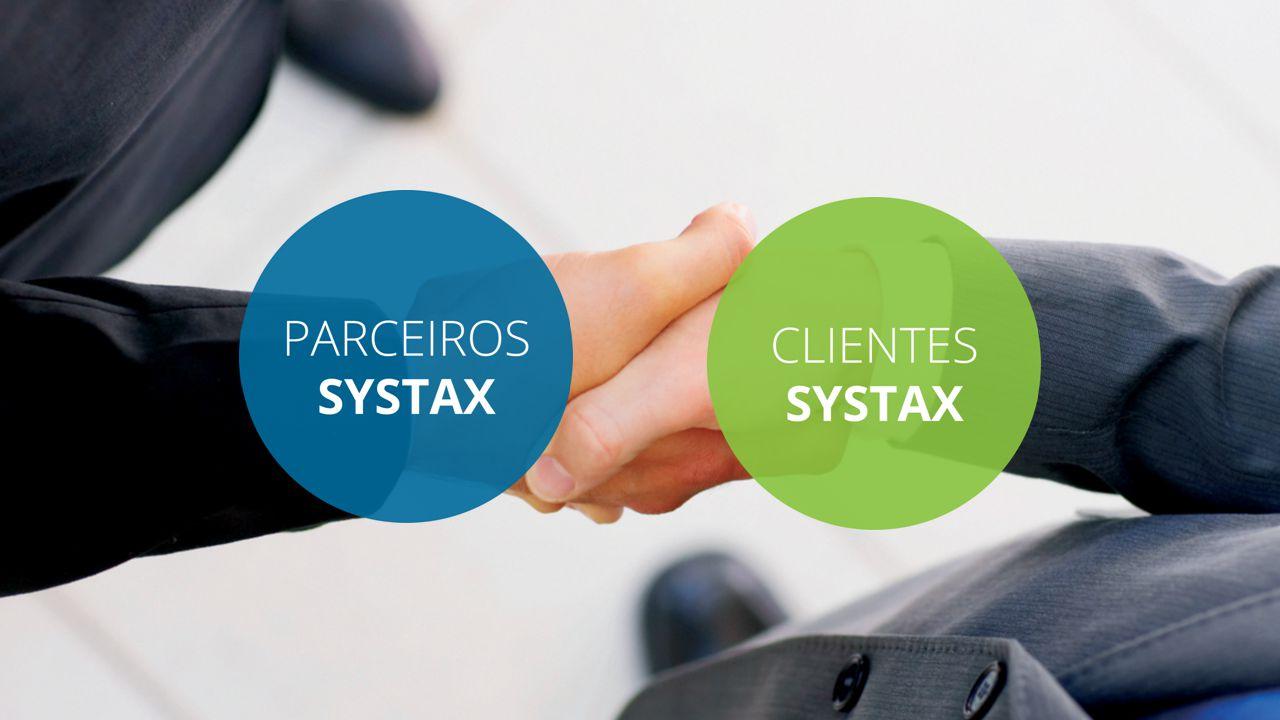 ALGUNS PARCEIROS SYSTAX 9