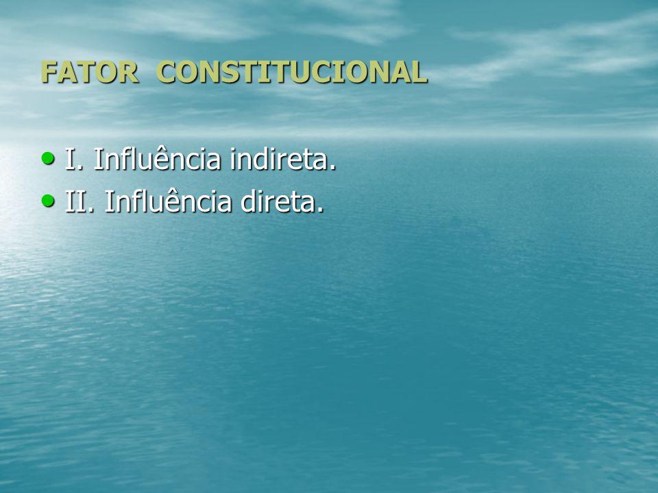 FATOR FISIOLÓGICO I.Base fisiológica dos processos psicológicos.