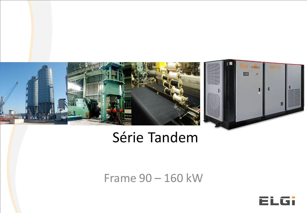 Série Tandem Frame 90 – 160 kW