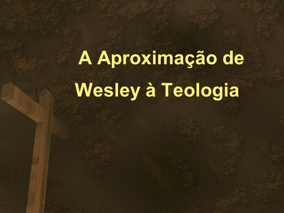 Teologia Pública Wesleyana – 2.