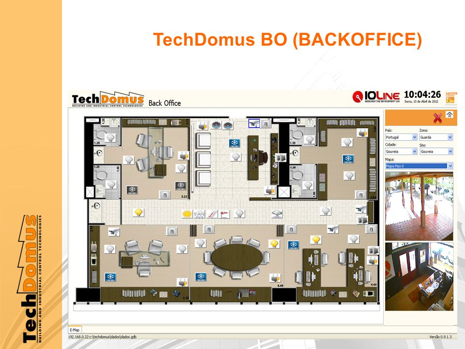 TechDomus BO (BACKOFFICE)
