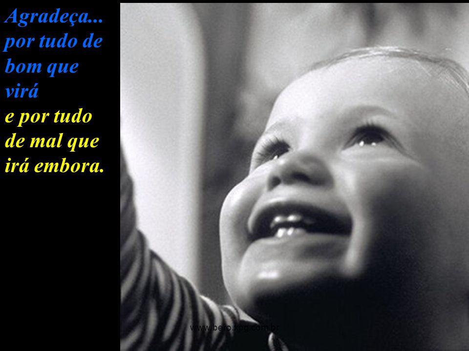 """Guarde esse tesouro bem dentro de você, e dê """"Graças"""", com muita fé, de coração. www.bero.xpg.com.br"""