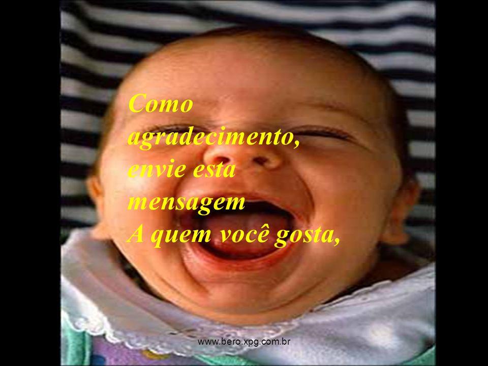 Agora... imagine que o Anjo voou e está levando as suas orações até Deus. www.bero.xpg.com.br