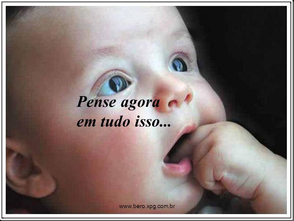 Deixe de ter medo do futuro, de equivocar- se, de escolher um caminho errado... www.bero.xpg.com.br