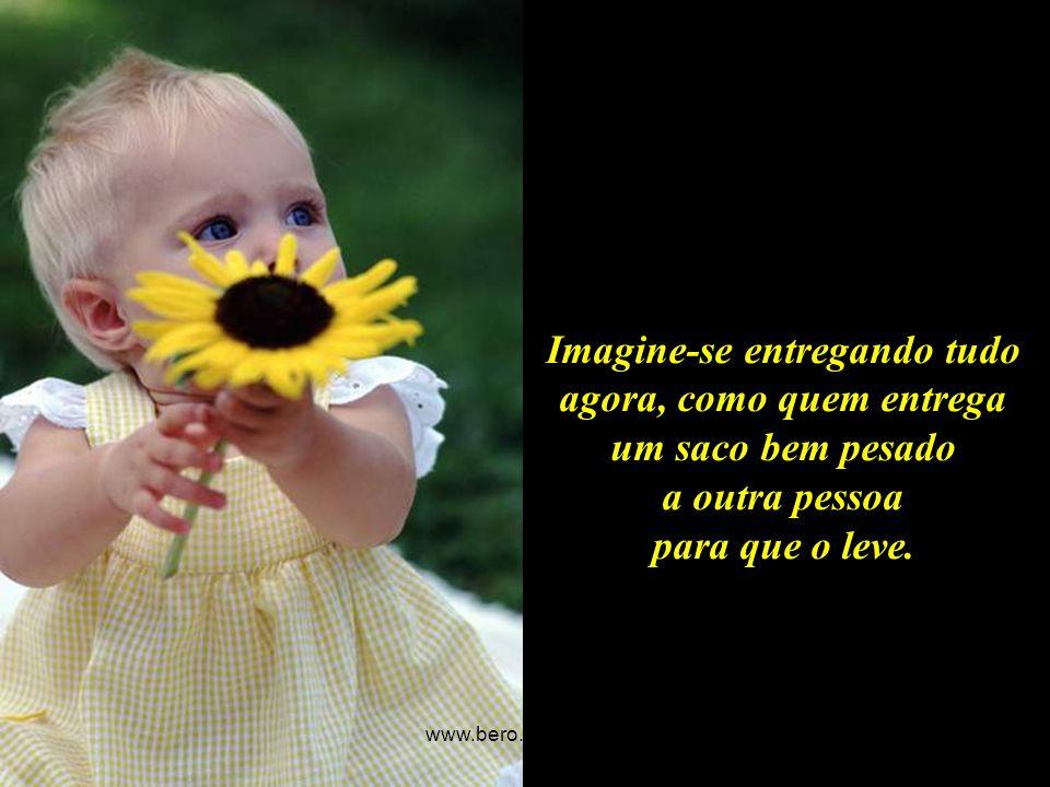 Coloque suas mãos em posição de entrega. www.bero.xpg.com.br