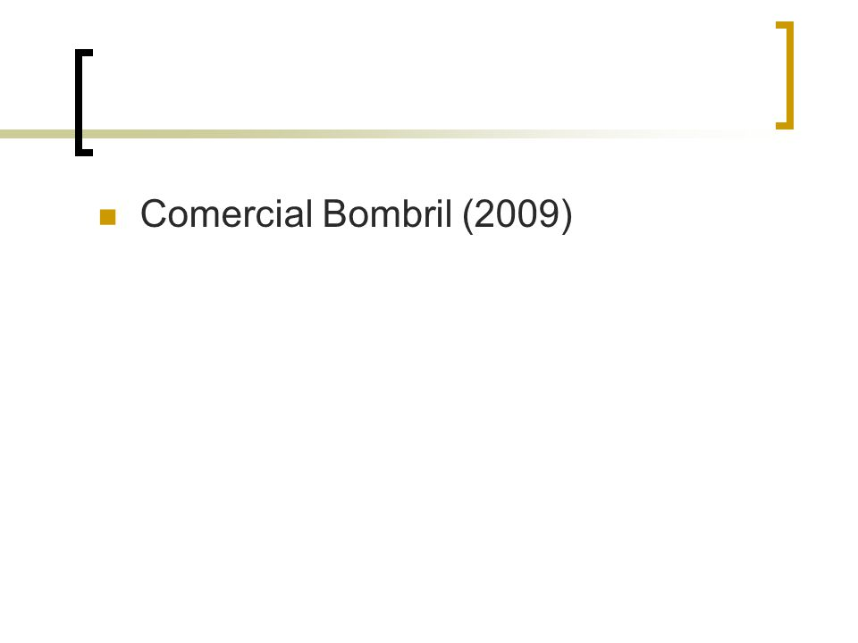Comercial Bombril (2009)