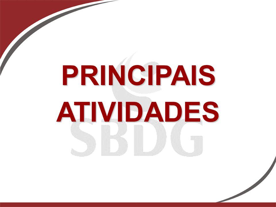 PRINCIPAISATIVIDADES