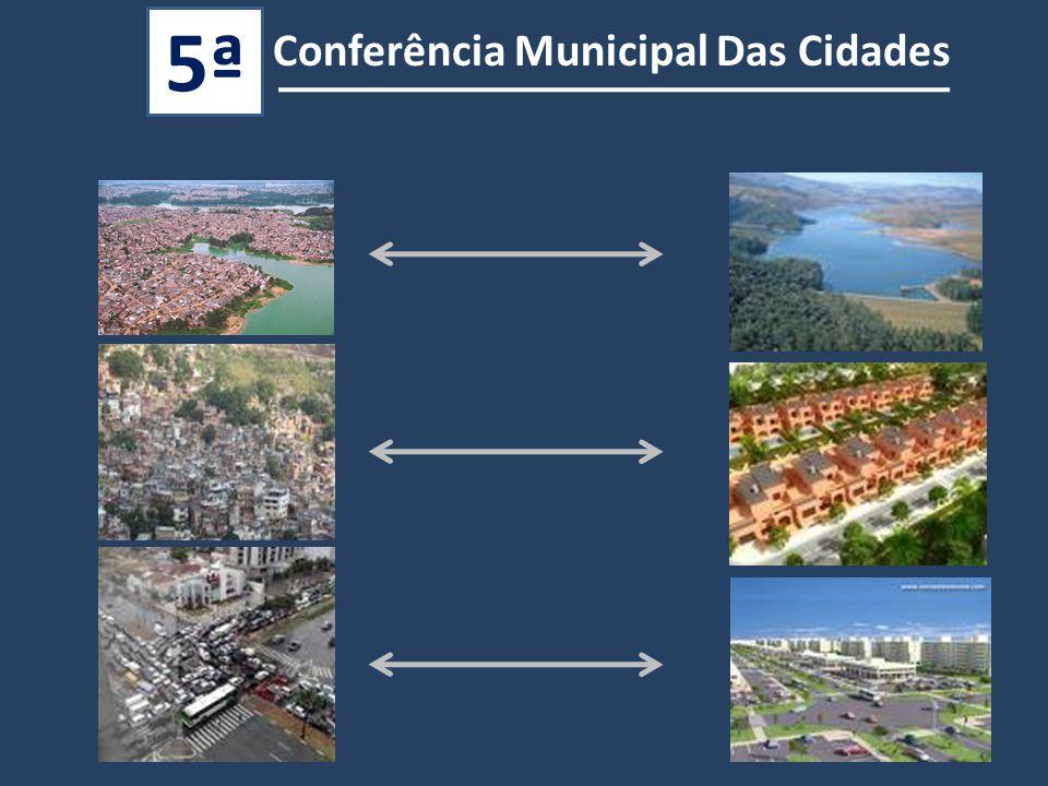 Conferência Municipal Das Cidades 5ª