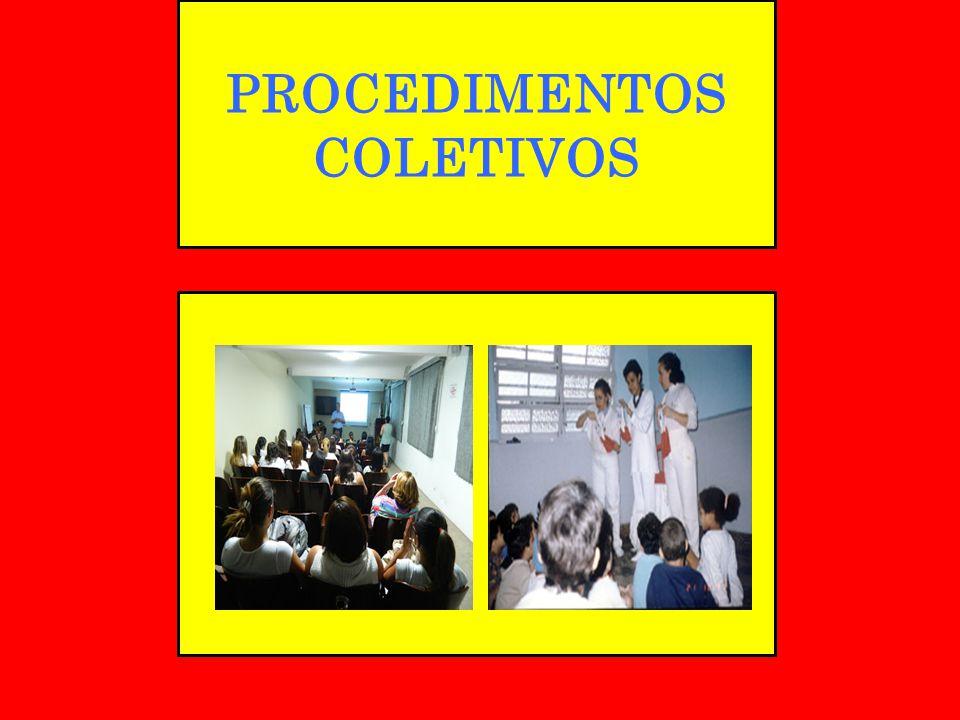 PROCEDIMENTOS COLETIVOS