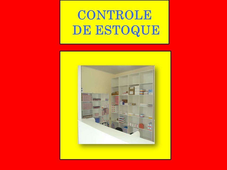 CONTROLE DE ESTOQUE