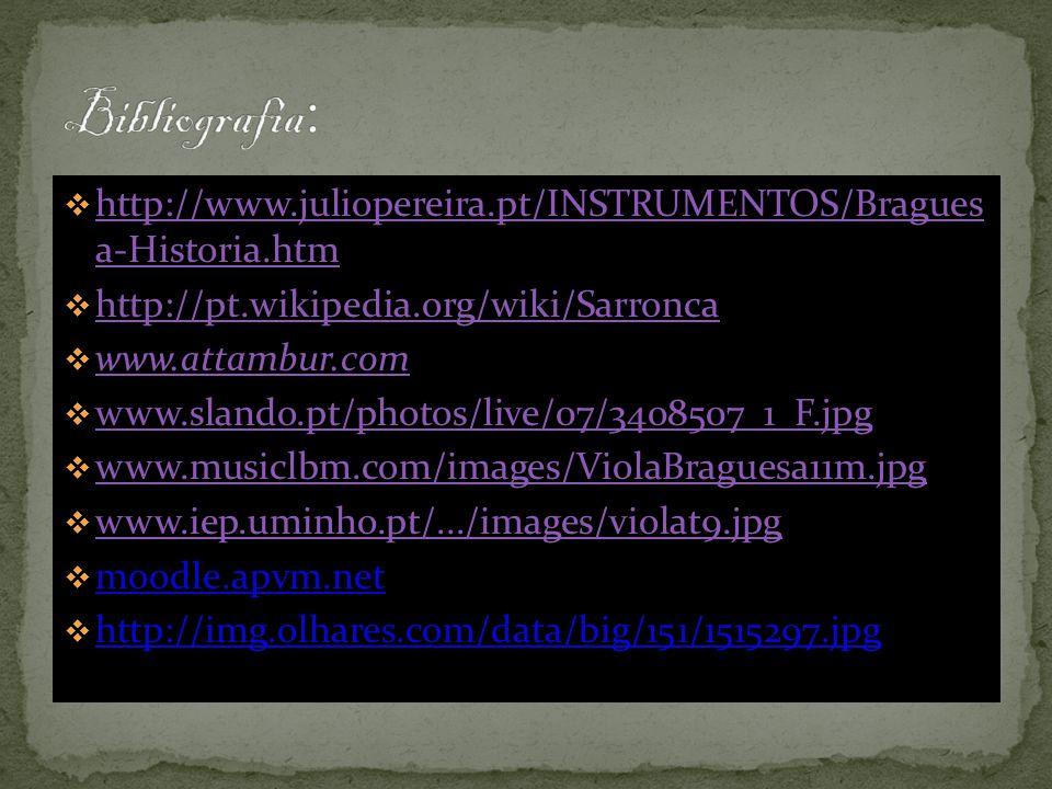  http://www.juliopereira.pt/INSTRUMENTOS/Bragues a-Historia.htm http://www.juliopereira.pt/INSTRUMENTOS/Bragues a-Historia.htm  http://pt.wikipedia.