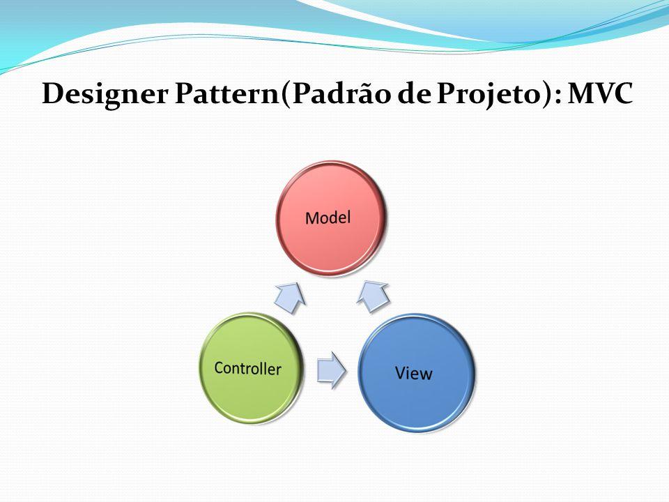 Designer Pattern(Padrão de Projeto): MVC