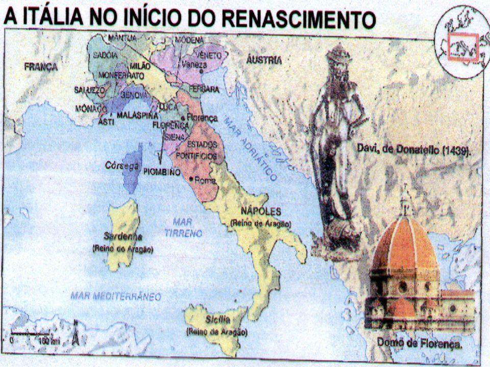 ITÁLIA – BERÇO DO RENASCIMENTO