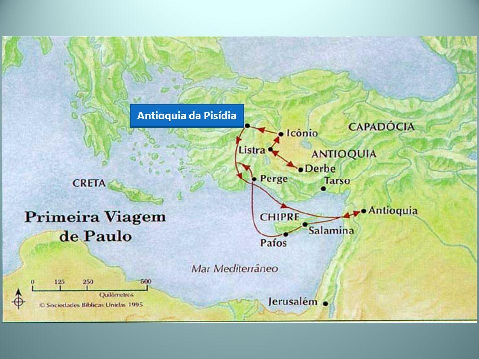 Antioquia da Pisídia