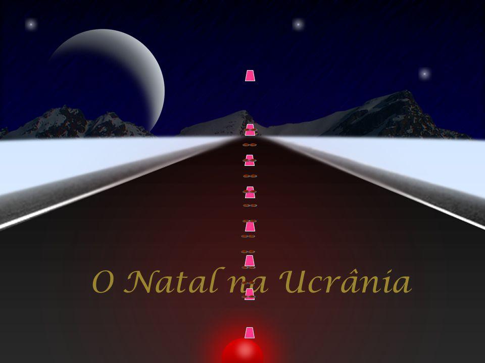 O Natal na Ucrânia