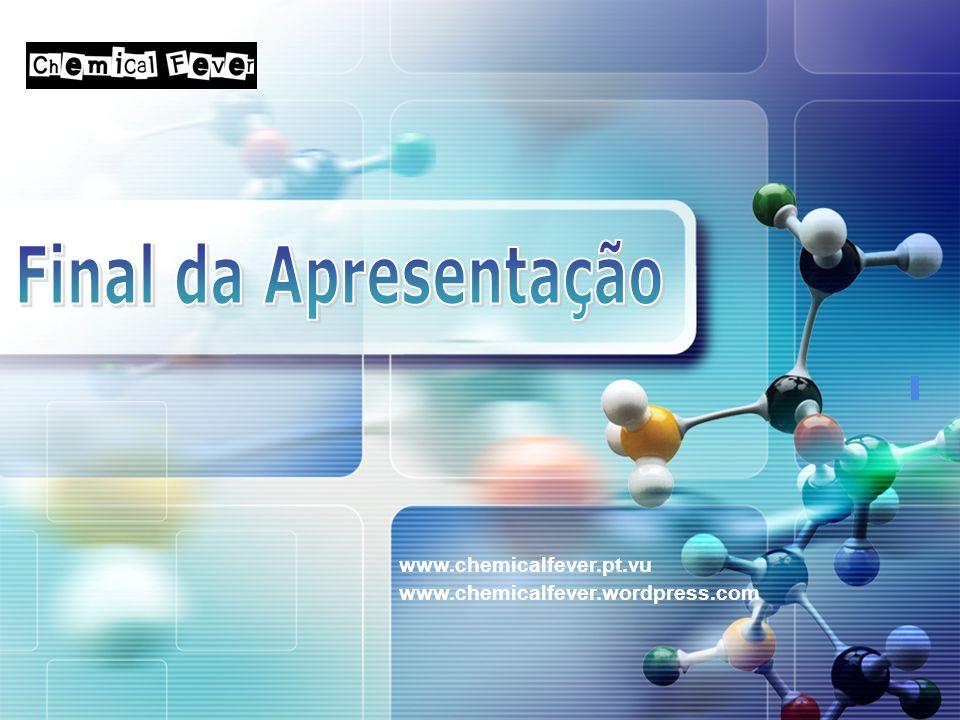 LOGO www.chemicalfever.pt.vu www.chemicalfever.wordpress.com