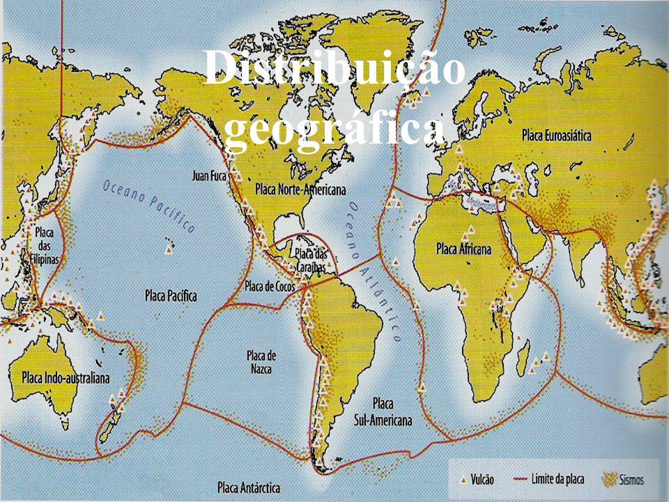 Os sismos têm origem no interior da Terra mas são sentidos à superfície … Em todo o planeta verificam-se mais de 3000 abalos sísmicos por dia: um em cada trinta segundos…