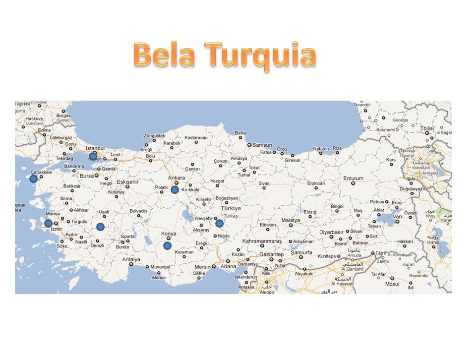 Hoşgeldiniz Turquia (Bem-Vindo Turquia) País de muitas culturas e vizinhos bem simpáticos ...