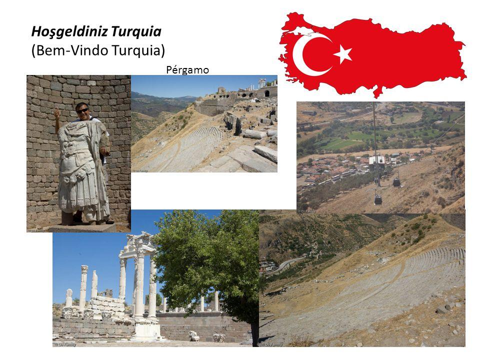 Hoşgeldiniz Turquia (Bem-Vindo Turquia) Pérgamo