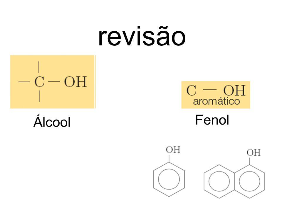 revisão Álcool Fenol