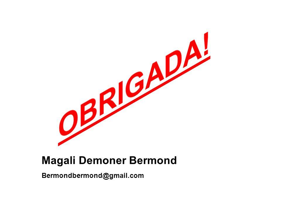 Magali Demoner Bermond Bermondbermond@gmail.com