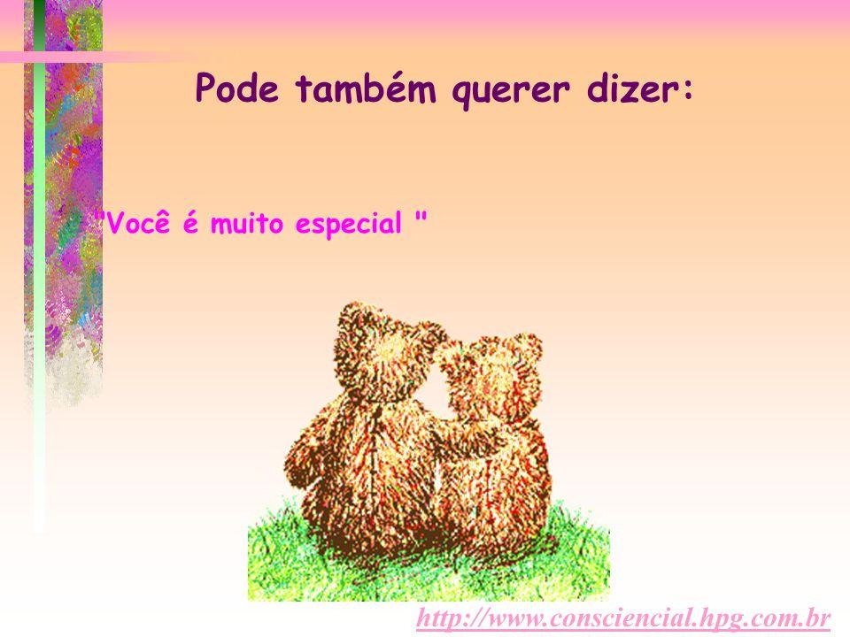 http://www.consciencial.hpg.com.br ou, melhor do que tudo: Eu Amo você..