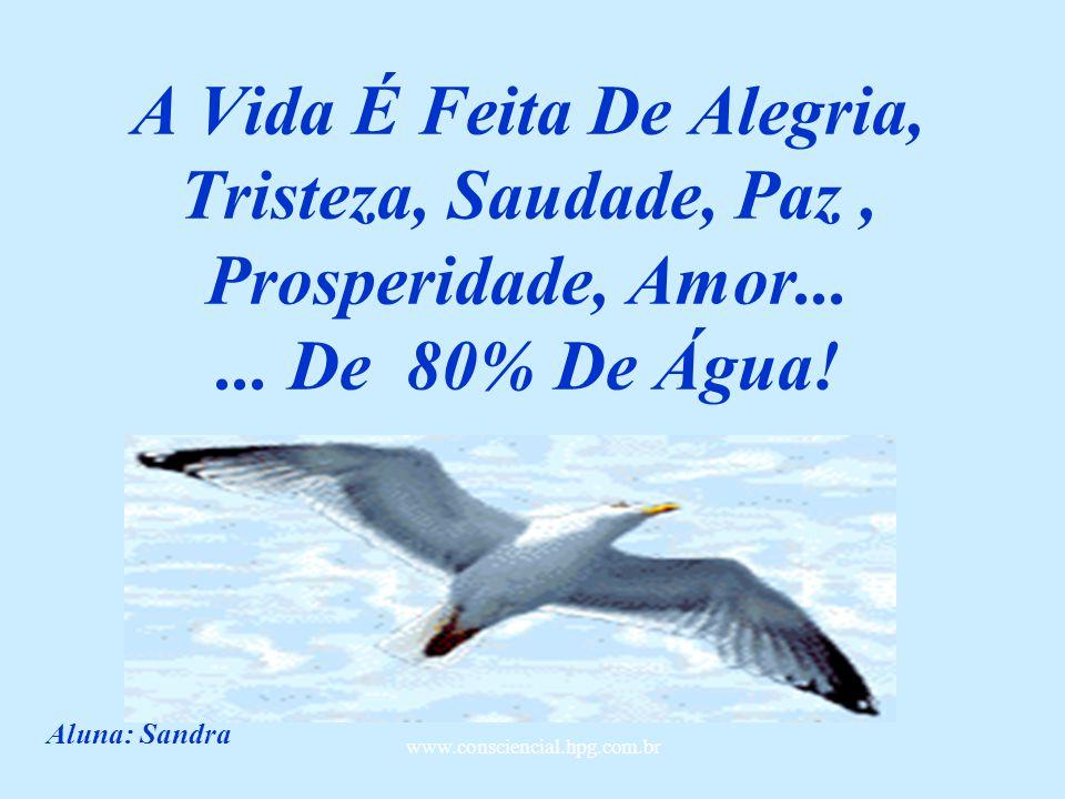 www.consciencial.hpg.com.br Exercer A Cidadania É Ser Consciente. Esse mundo é nosso. Para que possamos continuar usufruindo de uma boa qualidade de v