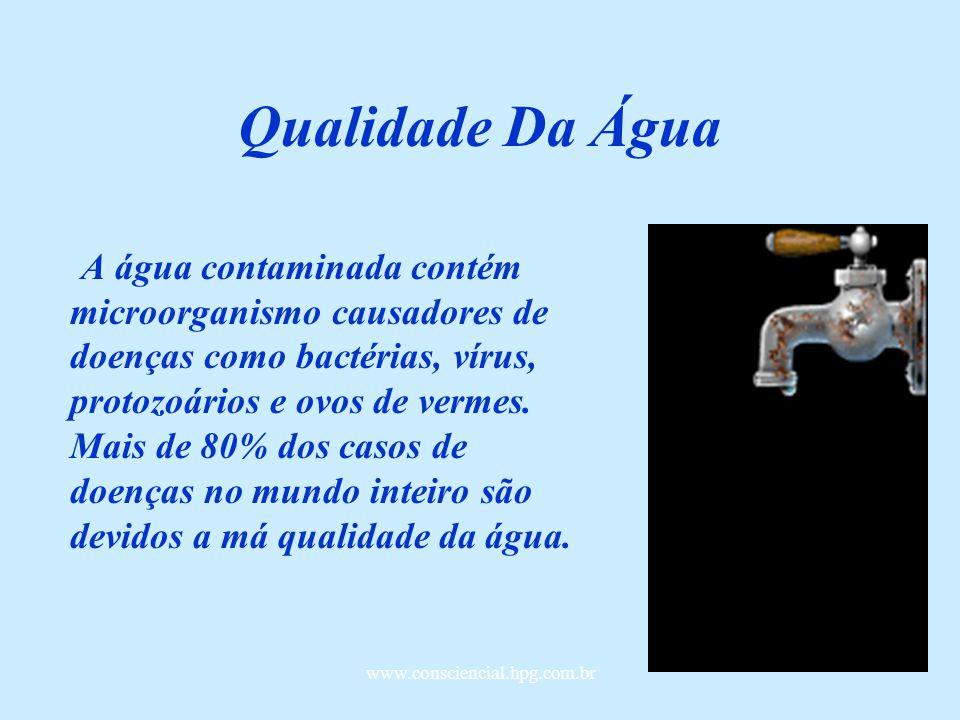 www.consciencial.hpg.com.br O Direito A Água Declaração dos direitos da água.