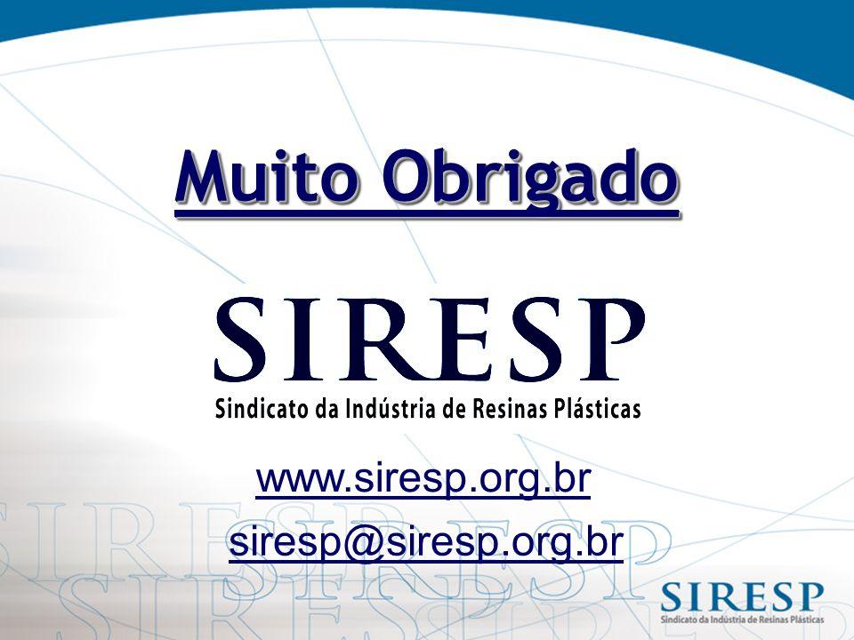 www.siresp.org.br siresp@siresp.org.br Muito Obrigado