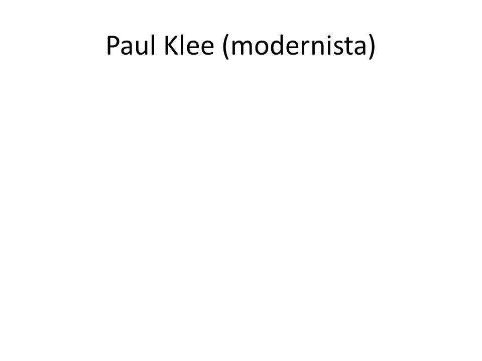 Paul Klee (modernista)