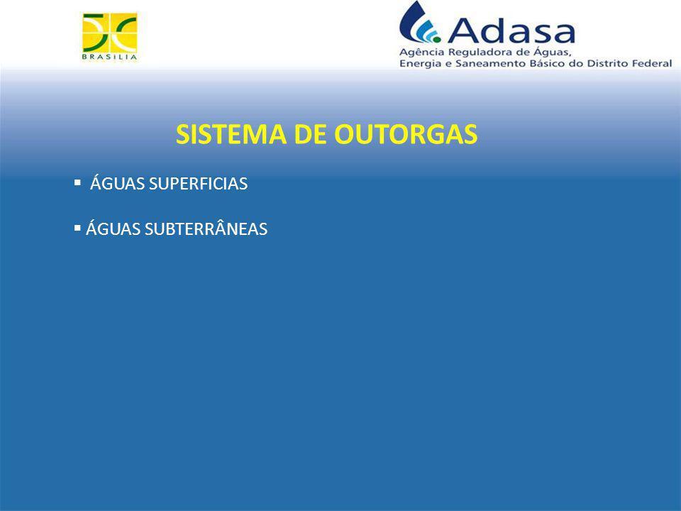 Distrito Federal UNIDADES DE ANÁLISE HIDROLÓGICA - UAH