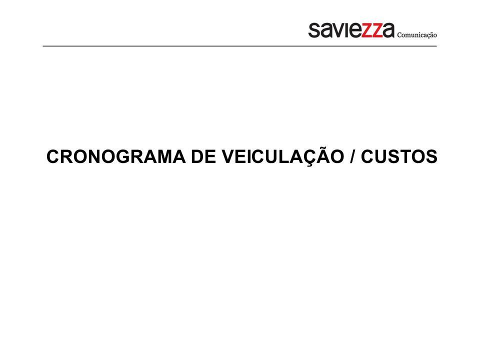 Plano Verão Plante Refúgio (70%) e Coexistência (30%) Out Door Plante Refúgio Paraná : 2 Bi-semanas (26 e 28), com 20 cartazes em cada bi-semana Rio Grande do Sul: 2 Bi-semanas (26 e 28), com 21 cartazes em cada bi-semana.