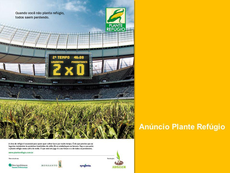 Anúncio Plante Refúgio