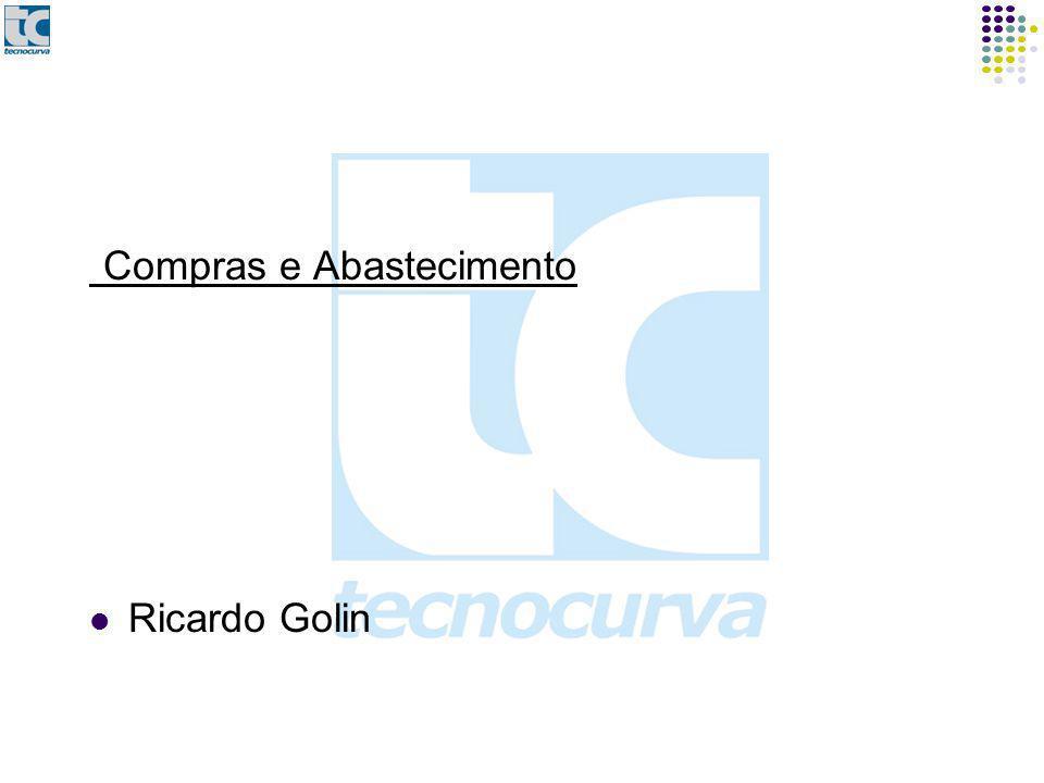 Compras e Abastecimento Ricardo Golin