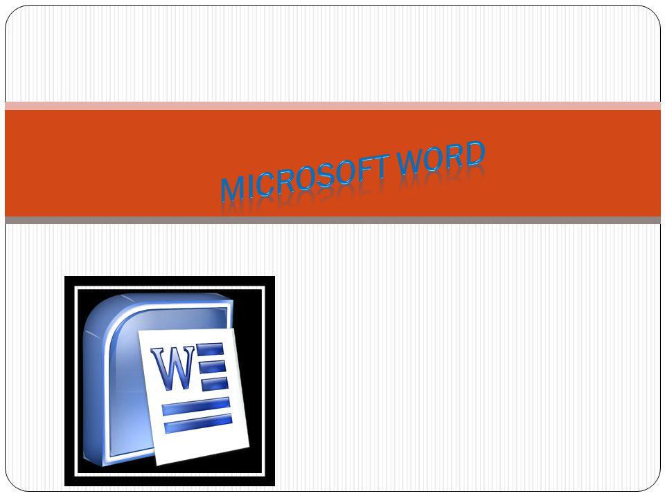 O Microsoft Office Word é o mais usado e conhecido editor de textos da atualidade, assim como a maior parte dos produtos da Microsoft e é de fácil utilização assim como os outros produtos da família Office É muito útil para digitar um trabalho, escrever um livro, criar um curriculo, fazer convites e até(embora não seja o seu forte)criar um página simples para a Internet