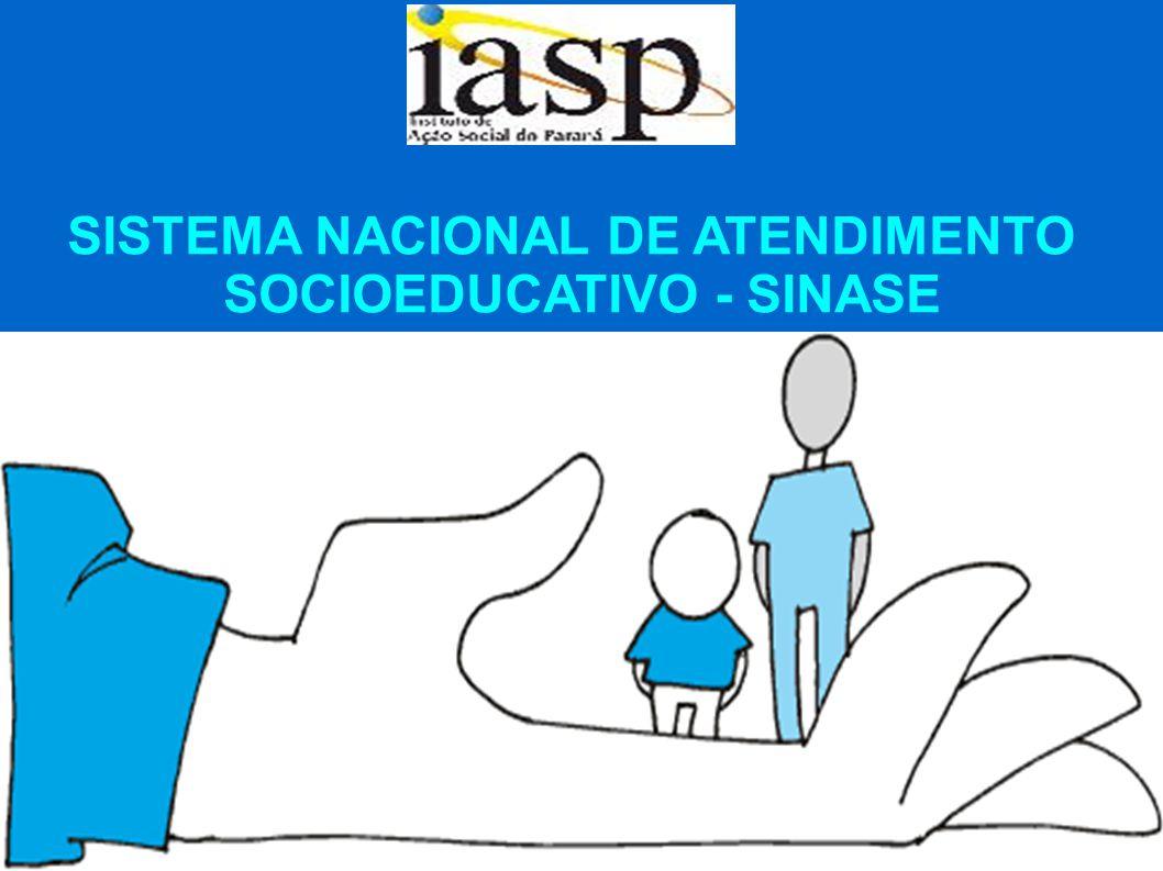 SISTEMA NACIONAL DE ATENDIMENTO SOCIOEDUCATIVO - SINASE