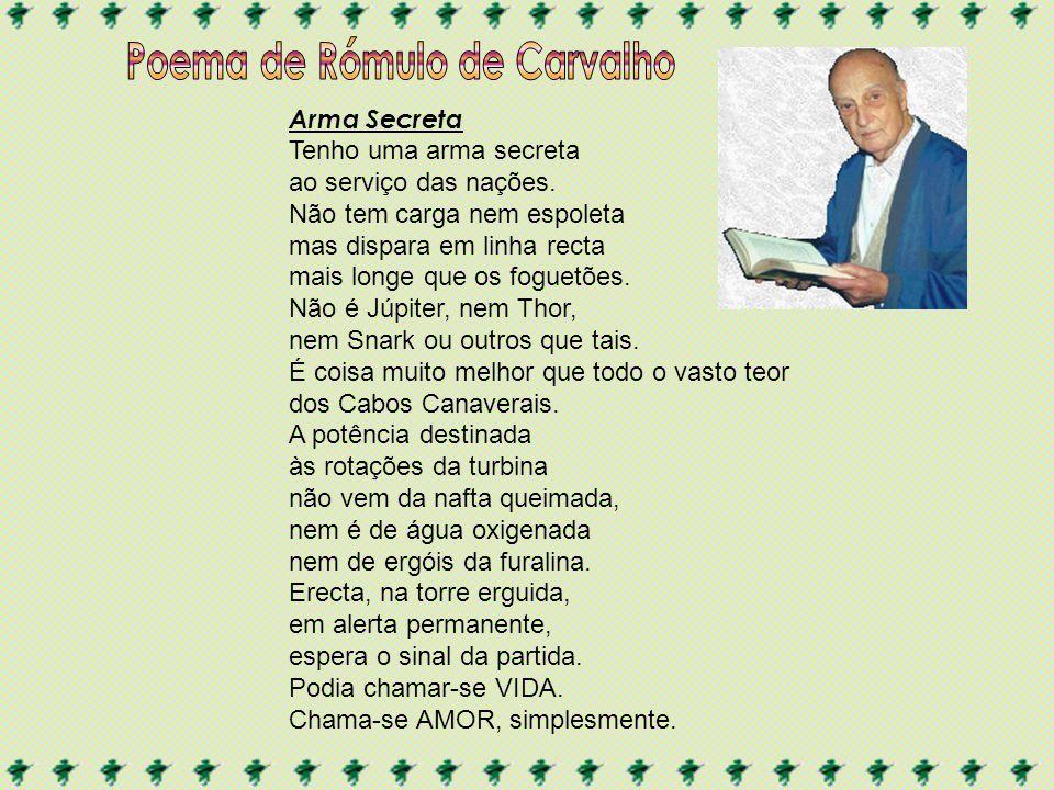 Rómulo Vasco da Gama de Carvalho nasceu em Lisboa em 1906 e licenciou-se em Ciências Físico-Químicas pela universidade do Porto em 1931.