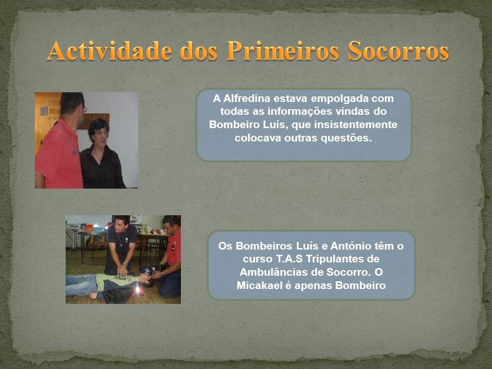 O Prof.Norberto tem a tenção a 182-113 e batimento do coração 89.