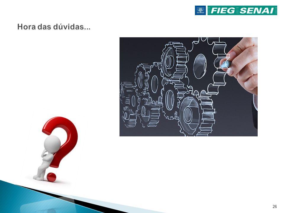 25  A substituição do Carburador pelo Sistema de Gerenciamento Eletrônico de Injeção de Combustível, representa um marco de evolução tecnológica para