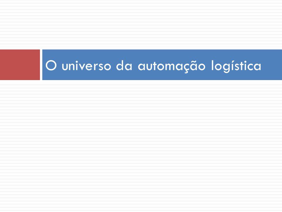 O universo da automação logística