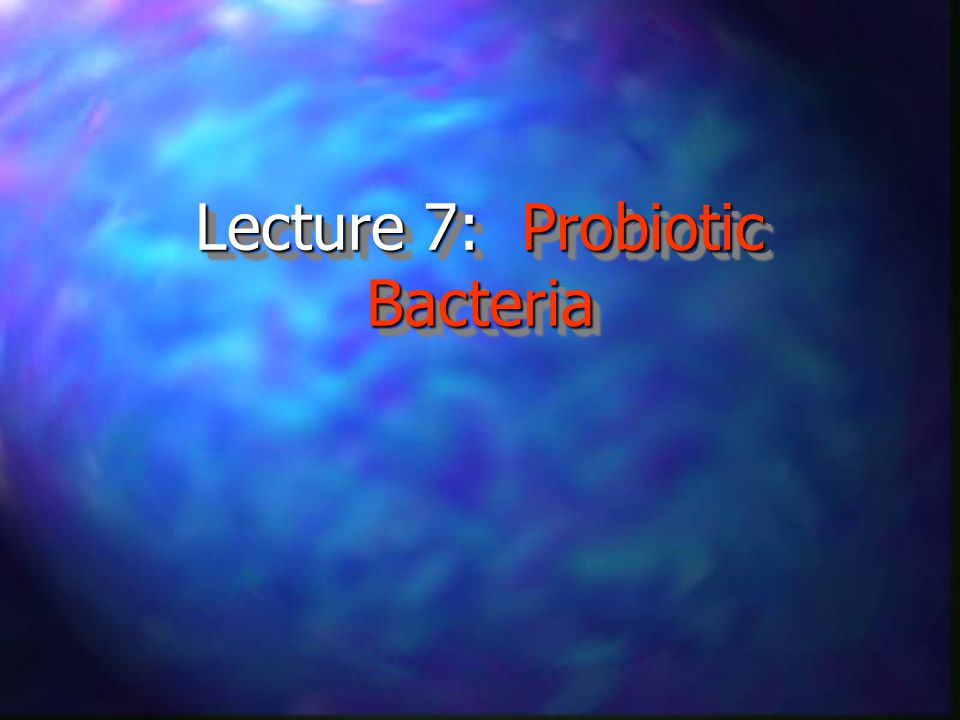 (1) production of inhibitory compounds n Release of chemicals having a bactericidal or bacteriostatic effect n ultimate result: competitive edge for nutrients/energy n production sites: in host intestine, on its surface, or in culture medium n products: antibiotics, bacteriocins, siderophores, lysozymes, proteases, hydrogen peroxide, organic acids (pH change) n exact compound is seldom identified: hence, the term inhibitory