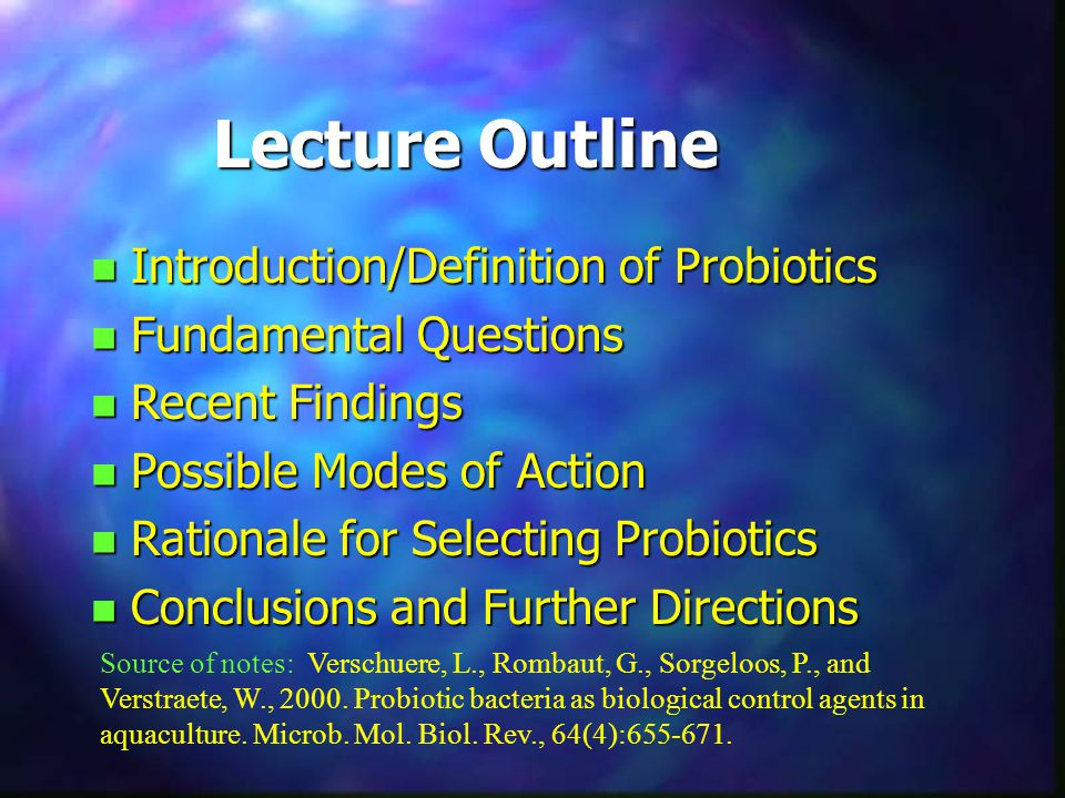 (1) production of inhibitory compounds n Lactobacillus sp.