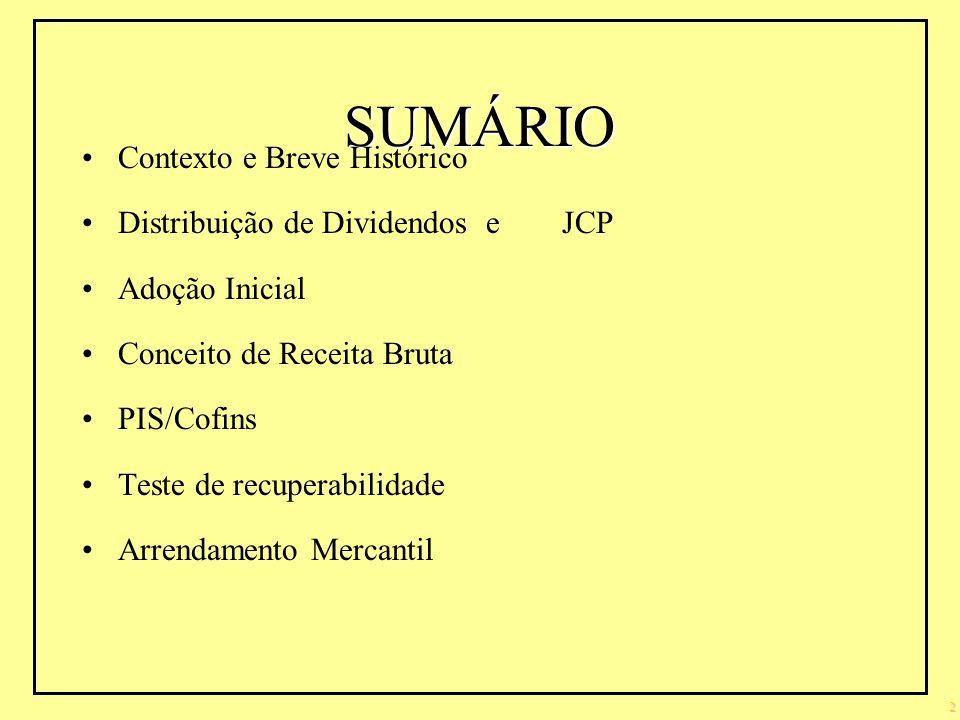 23 Arrendamento Mercantil Art.45.