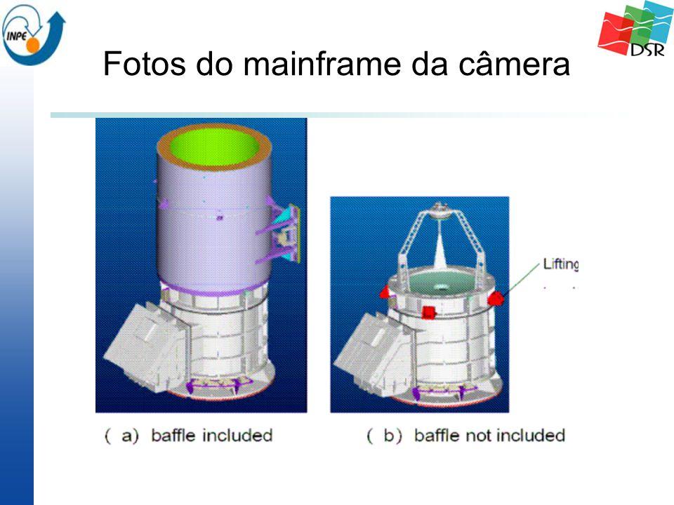 Fotos do mainframe da câmera